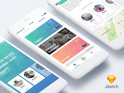 Dododo jony ive fun colors designer app hamburg location feed activity dating
