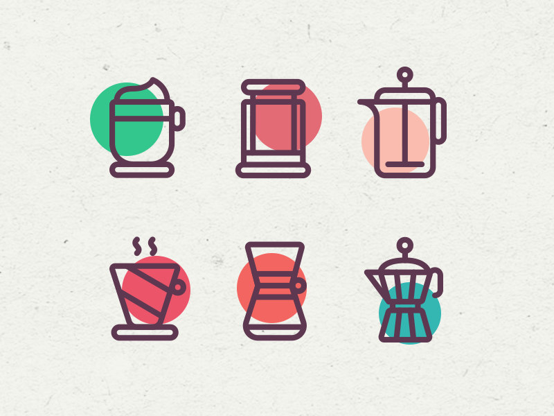 Coffeeicons