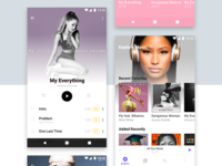 Sony Music Android App
