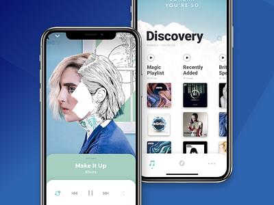 Audio Player iPhone X hires audio music player multiroom sonos audio player