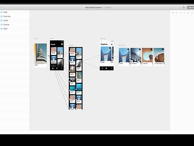 Framer Icons, Scroll and Modal icon portfolio interface hamburg ios desiign sketch ui germany design app framerstudio framer js scroll cards architecture framer framer x