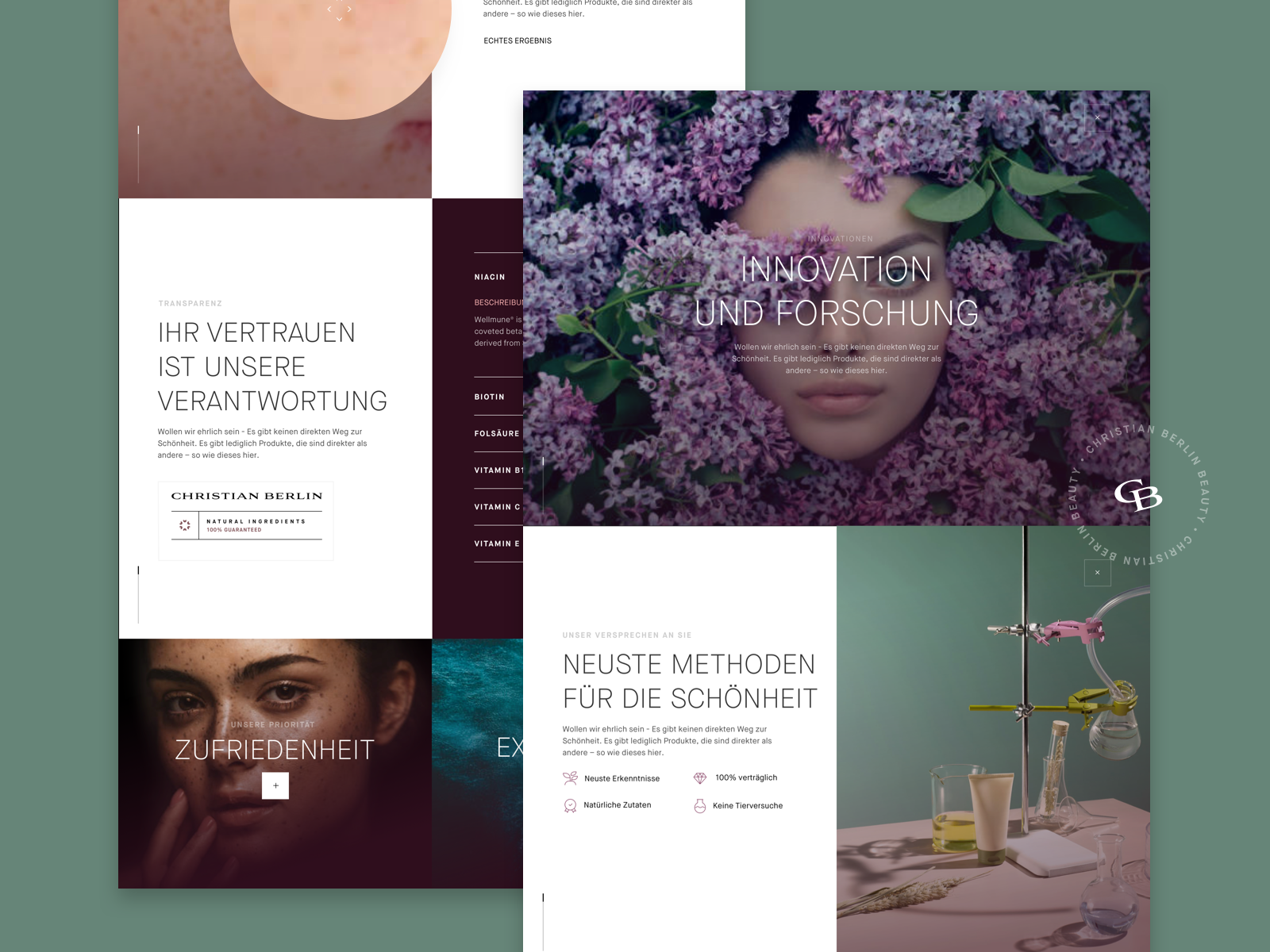 Christian Berlin - Interactive Landingpages