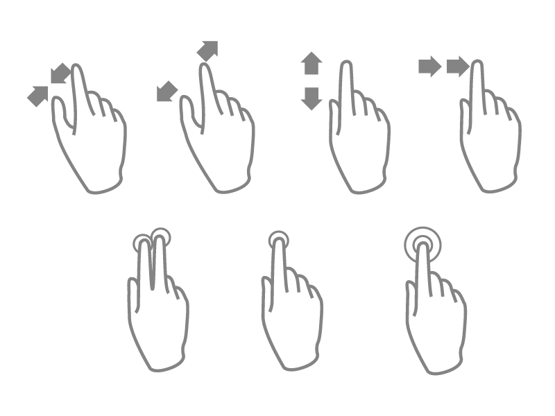 Freebie Hands mobile app ios hand freebie illustration vector icons download free wireframe mockup sketch
