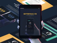 """Bettertalk.to 3.0 """"The Force"""""""