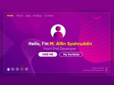 Portfolio Web Design web portfolio ux ui design