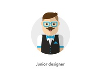 How should they look like: Junior Designer