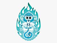 Sea Spirit Monkey
