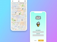 Concept for a Snack App