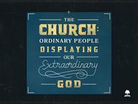 The Church Series Graphic