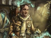 SteamCourt Anachropologist/Time Traveler
