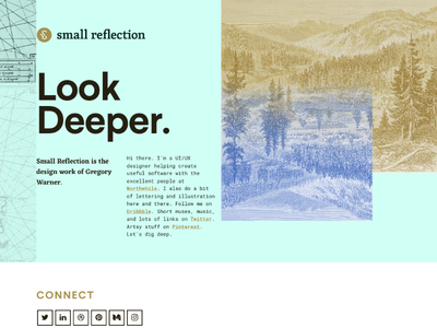 Small Reflection Refresh v.1