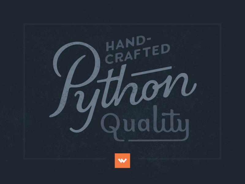 Quality Python development python affinity designer texture lettering vector worthwhile