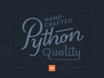 Quality Python development python affinity designer texture lettering vector worthwhile