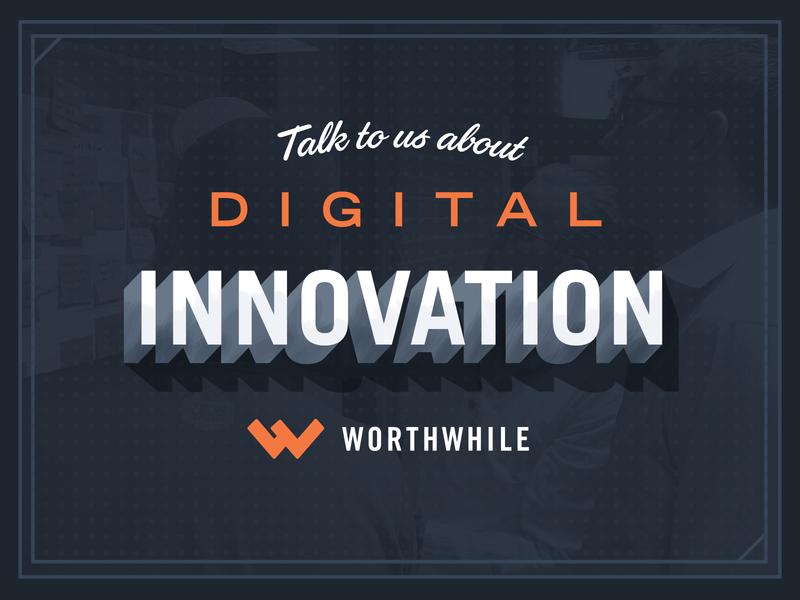 Digital Innovation lettering vector art illustration typography affinity designer vector