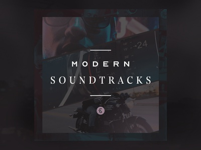 Modern Soundtracks Album Cover