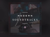 Modern Soundtracks Album Cover