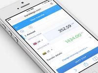 Transfergo redesign