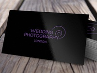 Wedding Photography London - Chris Paun - logo