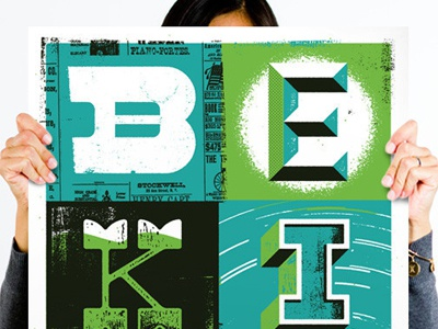 Help Ink help ink poster type illustration texture color typography