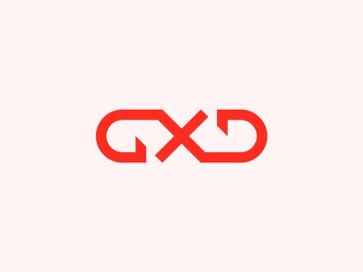 GXD, Ambigram Logotype! wordmark logomark ambigram logo ambigram logos monogram typography logo branding logotype mark minimal