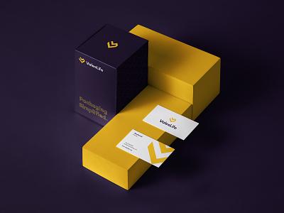 Valeslife   Brand Identity (Behance) brand identity packaging packagedesign heart logo v logo mockup logo mark monogram logo branding logotype mark minimal