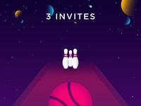 3x Dribble invites!