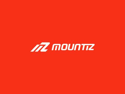 Mountiz   Logo and Typography