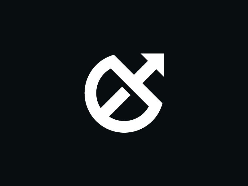 Oxcion logo Version 3 ox logo ox mark technology logo ox logo mark icon custom type logotype