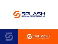 Splash   | Logo design
