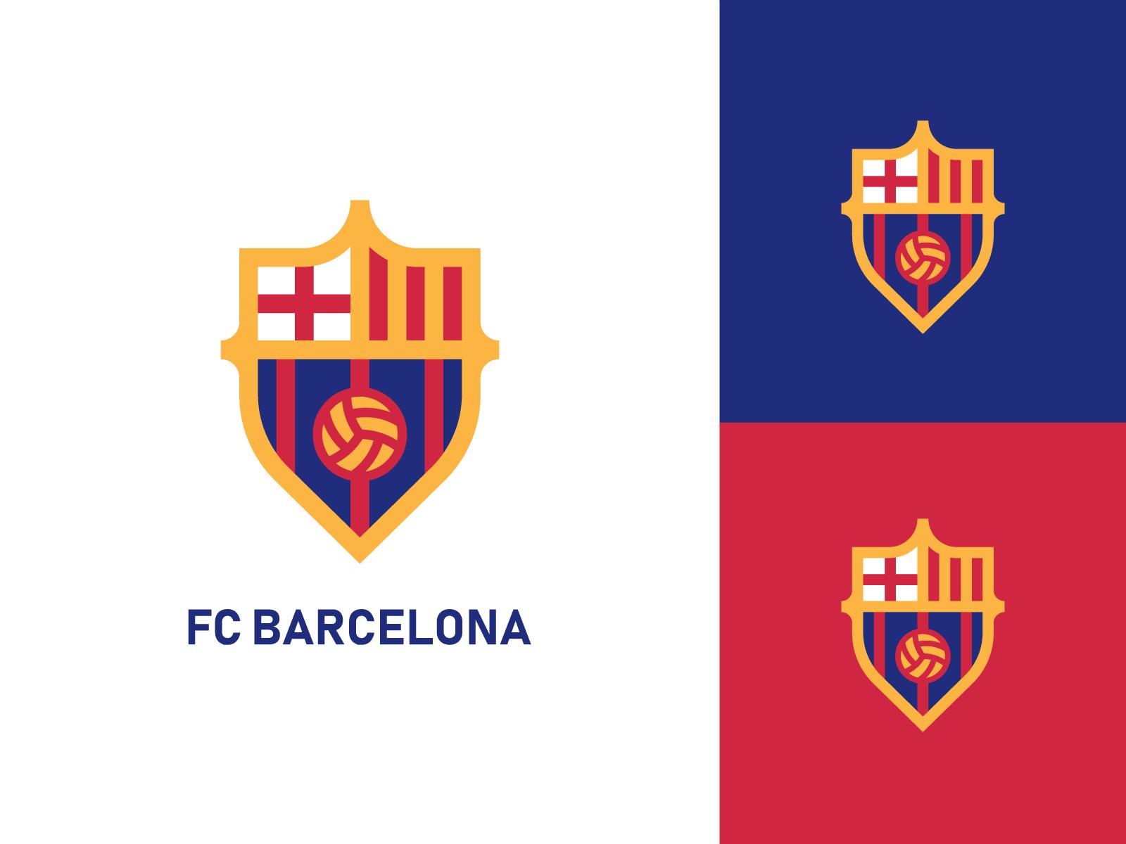 fc barcelona logo by jabir j3 on dribbble fc barcelona logo by jabir j3 on dribbble