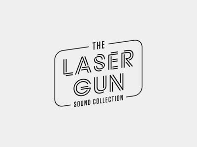 Soundsnap Typography #2 - The Laser Gun