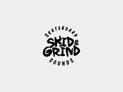 Soundsnap Typography #3 - Skid & Grind
