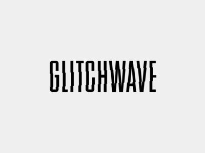Soundsnap Typography #6 - Glitchwave