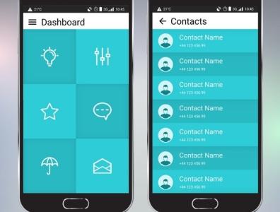 Build your own app with aaptatt illustration solutions app branding design web dev aaptatt solutions