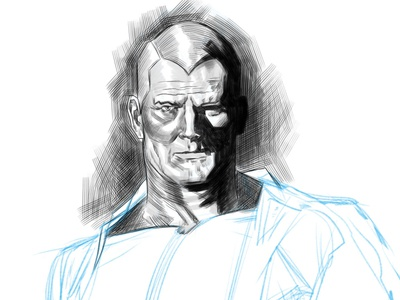 Doc Savage illustration