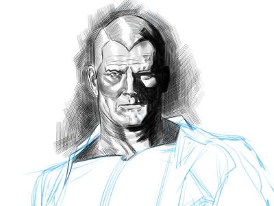 Doc Savage illustration
