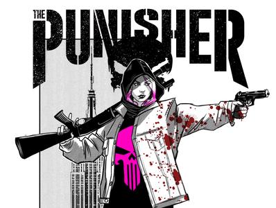 punisHER marvelcomics marvel illustration