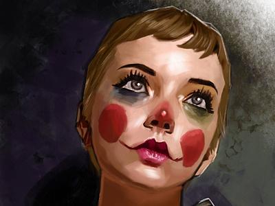 Clown part 2 illustration