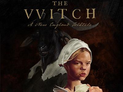 witchfinal horror movies movieposter illustration