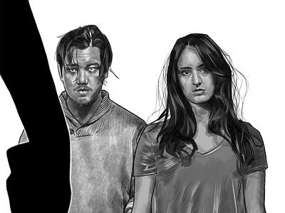 Nemesis indiefilm movieposters illustration