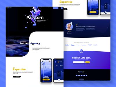 Patttern Website