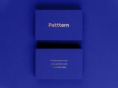 Patttern Business-Card