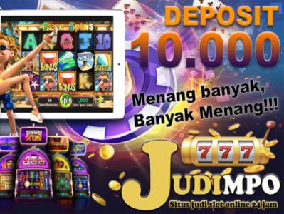 Judi Mpo Slot Online Dribbble