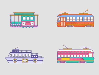 San Francisco Transport