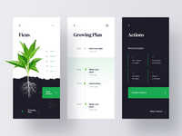 IoT App for growing plants
