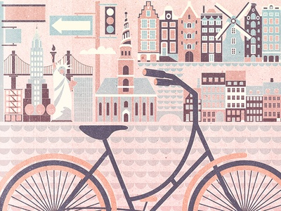 Best Cities to Tour by Bicycle