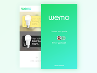 Wemo Redesign Concept #1 [WIP]