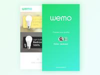 Wemo Redesign Concept #1 [WIP]