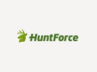 HuntForce logo