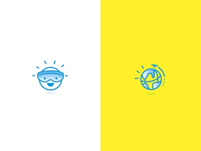 Hololens Icons microsoft globe illustrations icons vr hololens